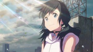 かわいいアニメの女の子