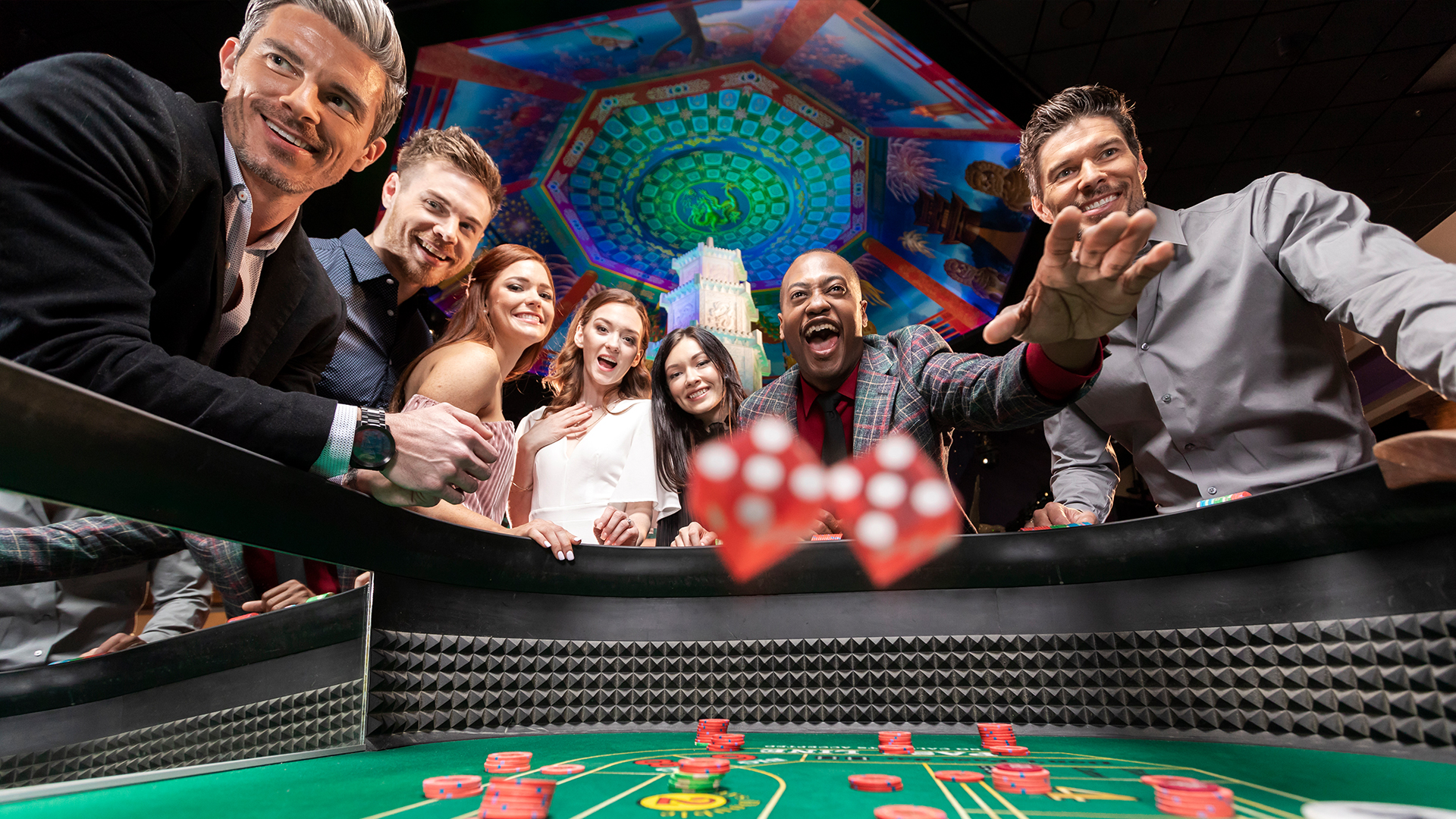 カジノプレイヤー