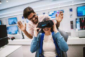 VRとライブカジノ